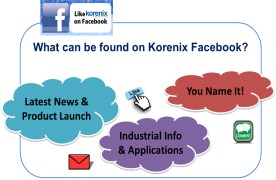A New Way for Customer Service: Korenix Facebook Online