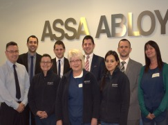 ABLOY'S EPSS TEAM: THE KEY TO HIGH SECURITY