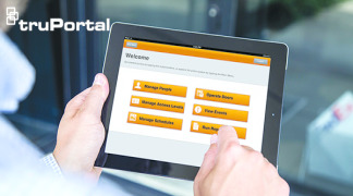 Updated TruPortal™ Access Control System Offers New Features Including Elevator Integration