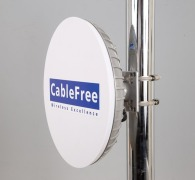 New Product Launch: CableFree Pearl Radios offer 867Mbps Capacity