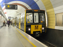 Advanced chosen to protect Tyne and Wear Metro