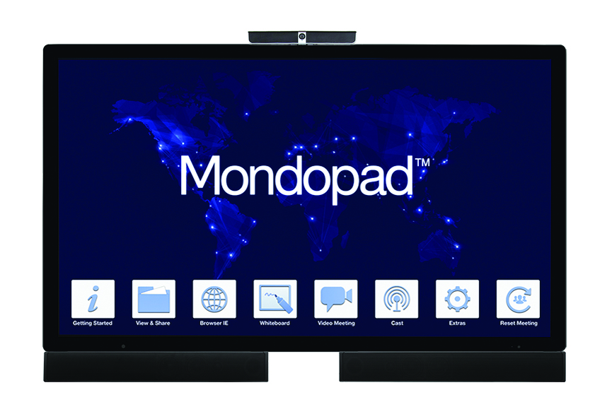 InFocus raises the bar in collaboration and video communication with new Mondopad Ultra