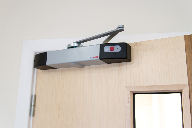 Agrippa fire door closers, the installer's choice