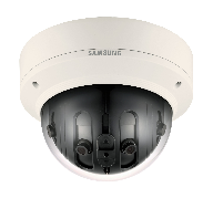 New Samsung Wisenet P series  Panoramic 180° Camera  with unique H.265 & WiseStream compression