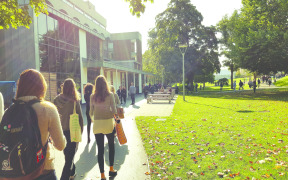 Digital Message Service at the University of Sussex