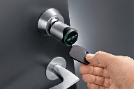 Aperio's locktechnology integrated with Tyco Access Control