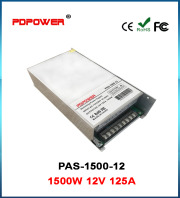 1500W High Power AC DC Enclosed Standard Switching Power Supply