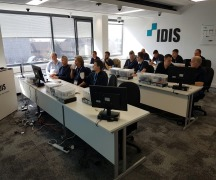 IDIS CUTS THE RIBBON ON A NEW UK OFFICE
