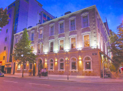 Kentec protects Belfast's iconic Ten Square Hotel