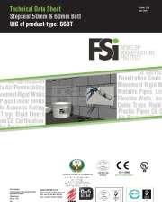FSi BREEAM/EMICODE AND INDOOR AIR COMFORT GOLD APPROVAL