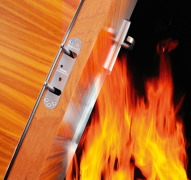 Better fire safety for high rise flats