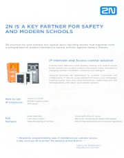 2N is a Key partner for Safety and Modern Schools