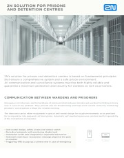 2N Solution for Prisons and Detention Centres