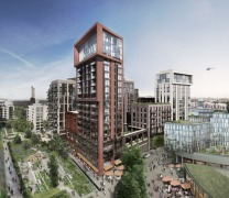 Comelit provides security for Embassy Gardens residential complex