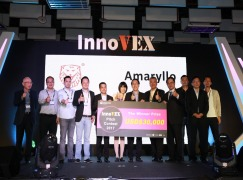Dutch security as a service startup, Amaryllo, receives InnoVEX pitch contest US$30K grand prize