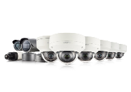 Hanwha Techwin Wisenet X cameras integrated with leading VMS