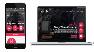 WCCTV Launch Body Worn Camera Website