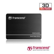 Transcend Announces Industrial-Grade SSD430 Solid-State Drive for Upgraded Transfer Efficiency and Reliability
