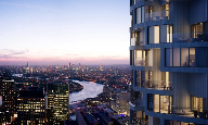 ASSA ABLOY Security Doors secures major project at Canary Wharf's New District