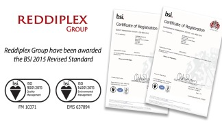 Pyroplex awarded revised ISO certificates of registration