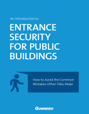 A Guide to Entrance Control for Public Buildings