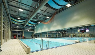 SPC helps secure swimming pool in Netherlands