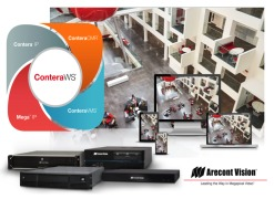 Arecont Vision® Unveils Contera® VMS, Web Services, & Recorders for Traditional & Cloud Surveillance