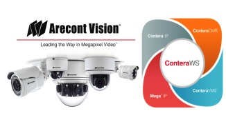 Arecont Vision® Announces Contera Single- and Multi-Sensor Megapixel Camera Families