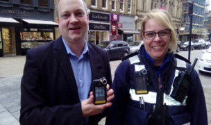 Sheffield Council roll-out WCCTV Body Worn Cameras