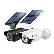Solar PIR Motion detector Light Dummy Camera