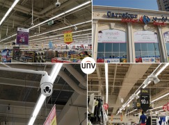 Uniview Assists Carrefour to Create a Safe Shopping Environment in Deira Dubai, UAE