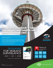 Seagate & British Airways Seagate® SkyHawk™Case Study