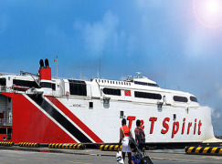 Kentec protects Trinidad & Tobago fast ferry