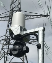 Overhead Line Cable Replacement Site Protection