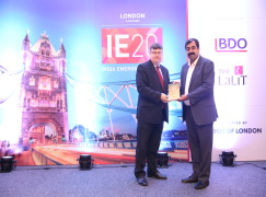 Videonetics wins UK's India Emerging (IE20) 2018 Award