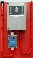 FIREX LAUNCH FOR GAS DETECTION CAPABILITY WITH THE SECURITON ASD