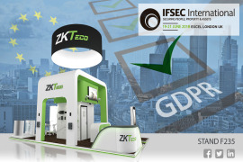 ZKTeco launches its latest GDPR Compliant Solutions at IFSEC 2018