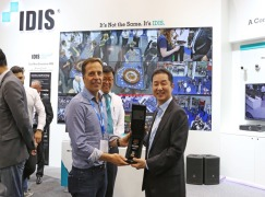 IDIS MARKS YEAR OF ADVANCED INTEGRATION PROJECTS WITH PARTNER AWARDS AT IFSEC