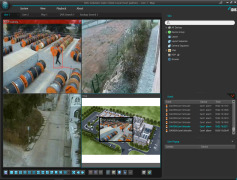 IDIS VIDEO SURVEILLANCE ENHANCED BY PERIMETER ANALYTICS FROM DAVANTIS
