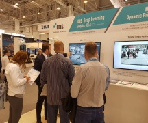 IDIS ADVANCED VIDEO SURVEILLANCE SHOWCASING AT SECURITY ESSEN