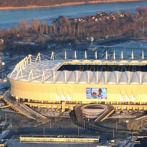 Russian stadiums change the game with IDIS surveillance
