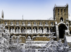 12th Century Abbey Selects Advanced to Protect its Priceless Artifacts