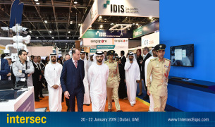 IDIS TO DRIVE MIDDLE EAST VIDEO GROWTH AT INTERSEC
