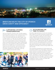 BriefCam Helps the City of Ipswich, Australia Drive Safety and Efficiency