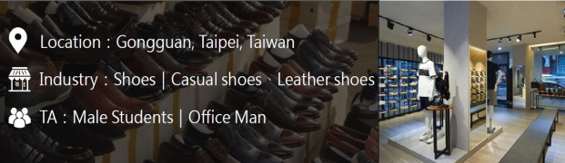SkyREC Showcase_Men's Shoes Store