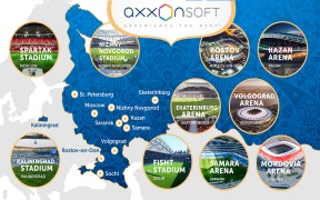 AxxonSoft keeps an eye on the best World Cup in history
