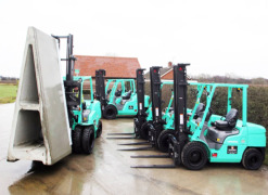 Eastern Forklift Trucks LTD Case Study: More Plates Spinning