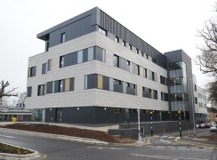 Wexham Park Hospital Selects Advanced to Protect New £49million Emergency Assessment Centre