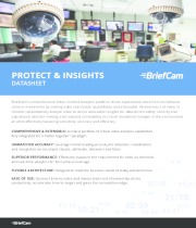 BriefCam Bolsters Real-Time Capabilities, User Experience and Platform Performance with Latest Release