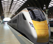 Hitachi - bespoke solution for Hitachi Class 800/801 trains